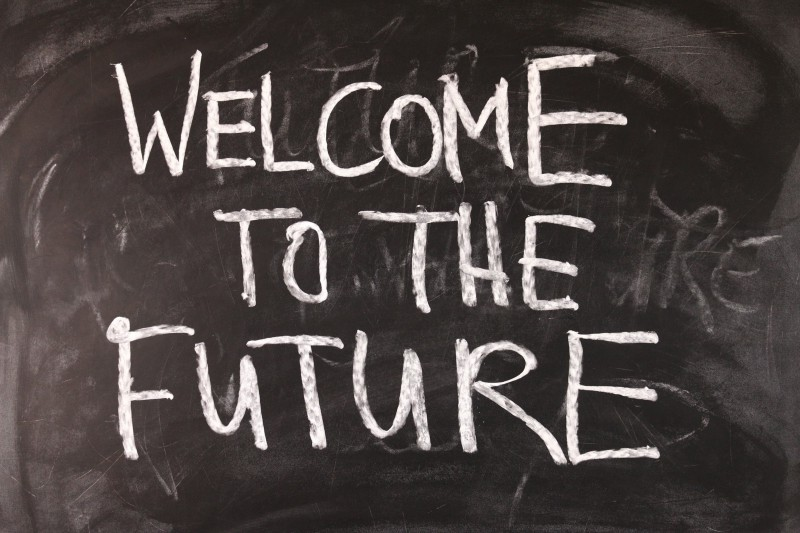 Welcome to the future without chalkboards ([Pixabay](https://pixabay.com/illustrations/board-forward-welcome-school-view-1273128/))