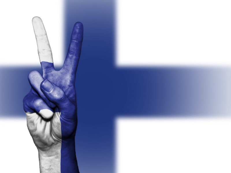 Finland — The most peaceful country out there?
